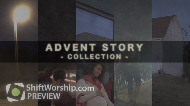 Preview of Advent Story Collection